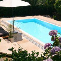 Prelivové bazény