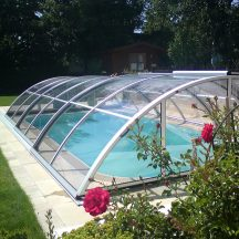 Zastrešenie bazéna