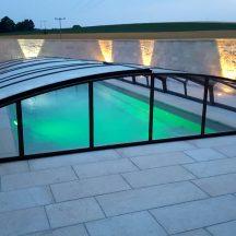 Osvetlenie bazénov